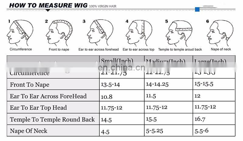 Wholesale Virgin Human Hair Silk Top Hidden Knots Full Lace Wig