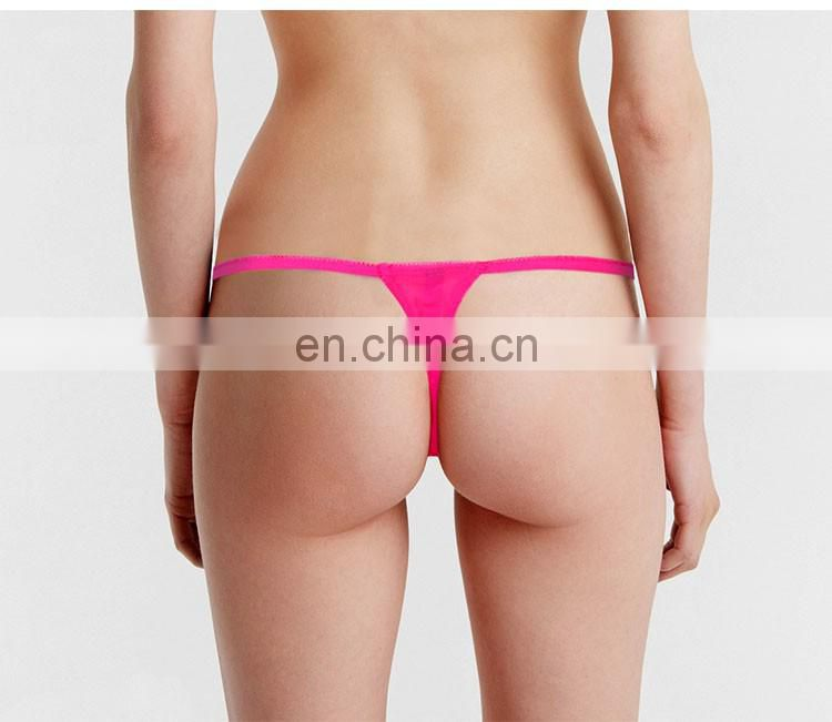 Modern Organic Cotton Sexy Lingerie Ladies G String