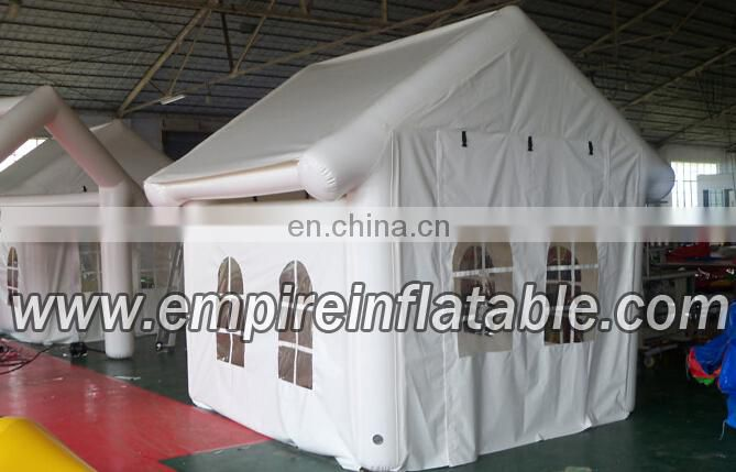 inflatable led tent for office
