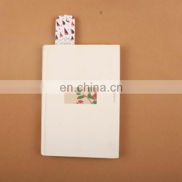 Best Quality Logo Printed Paper Bookmarks