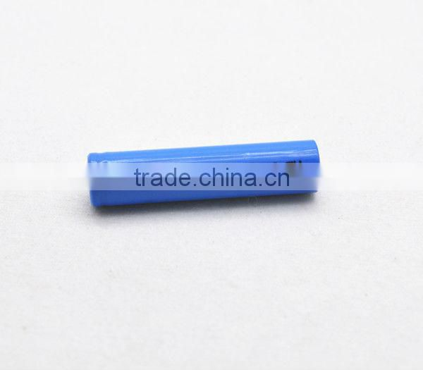 electronic cigarette battery High quality ICR10440 Rechargeable Lithium battery 3.7V AAA for e cigarette