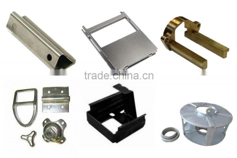 Beam Clamp, Cuff Fastener for Farm Implements, Metal Stamping Part, Made of Galvanized Steel