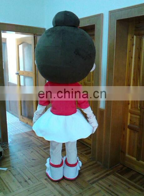 Heart Style Sile Cartoon Doll For Commodity Sales Exhibition