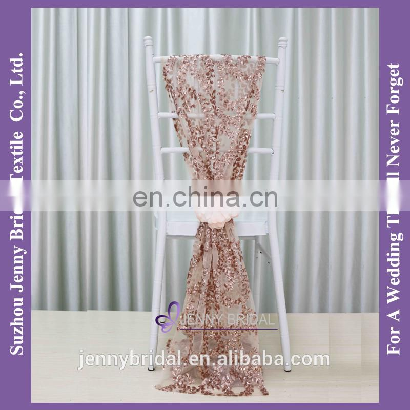 C385#73 sequin design pattern sequin embroidery patterns chair sash