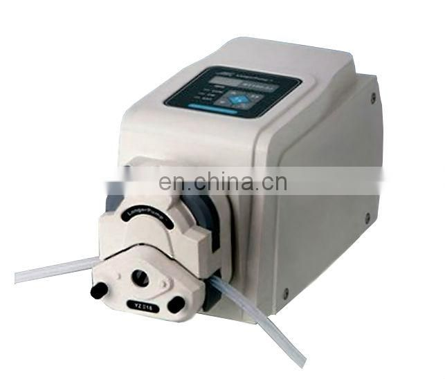 BT100-2J Low Flow peristaltic pump price