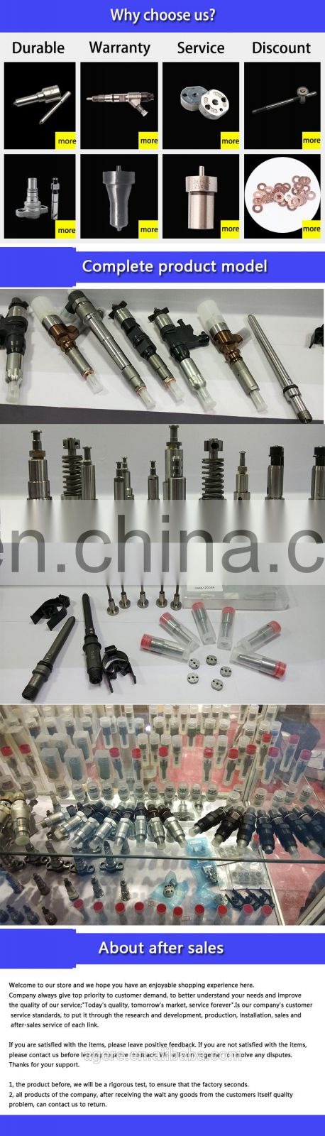 Multifunctional spray nozzles L135PBD Injector Nozzle water mist 893105-8930 injection nozzle