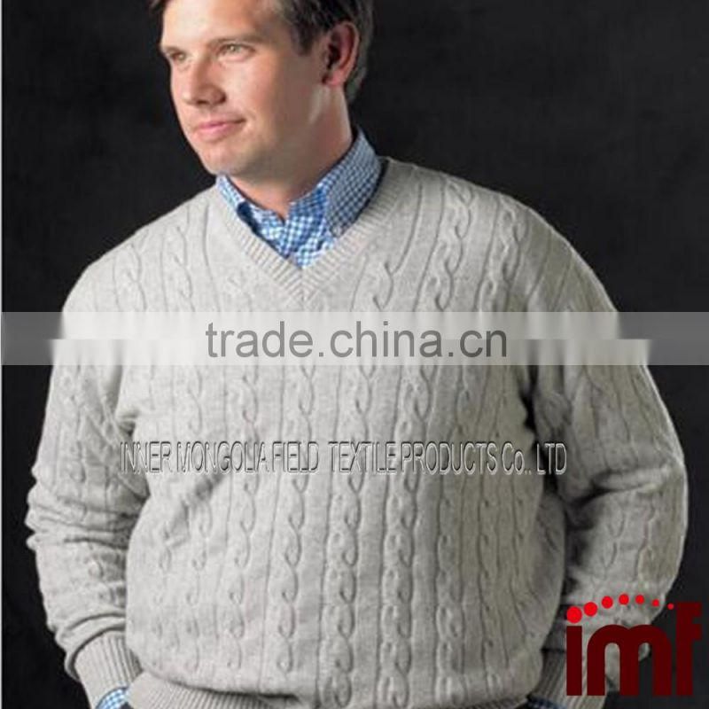 Men\'s Cable Sweater Knitting Pattern Free of Sweater from China ...
