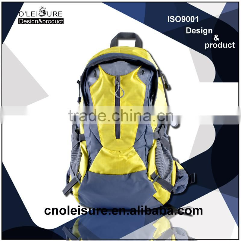 2016 latest arrival design promational foldable backpack cheap fold bag fold up backpack sport hiking camping college school bag