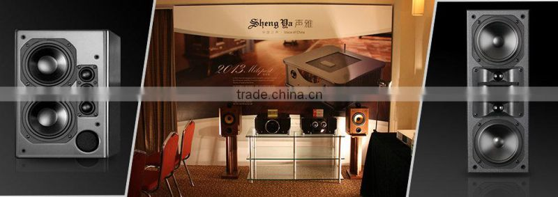 Cheap China Comprehensive Bookcase Speaker Box 1 Tweeter 14 Mid Bass Subwoofer Main Speakers Surround