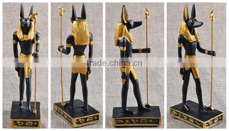 Egyptian god anubis statues for sale