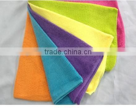 High quality Kitchen microfiber Dish Cloth with printing