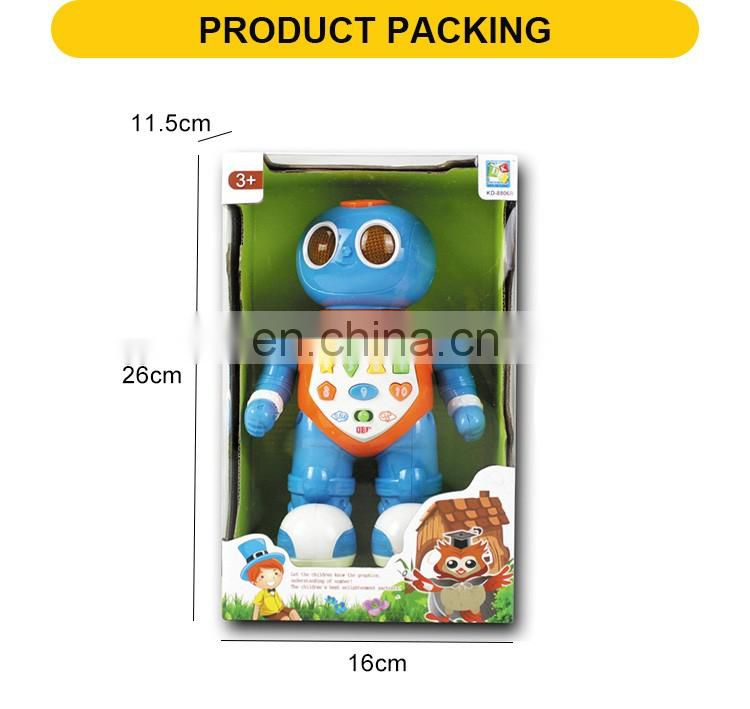 Funny Intelligent Learning RC Robot For Children