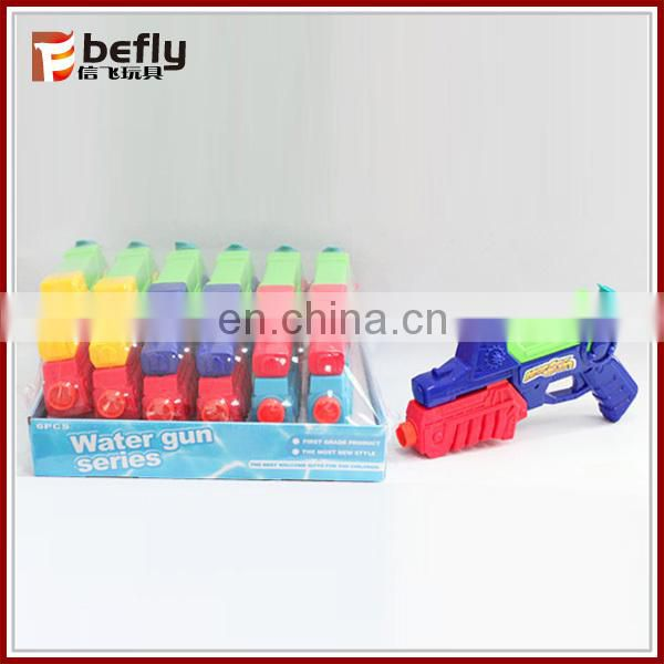 Promotional ECO transparent very cheap water gun toys