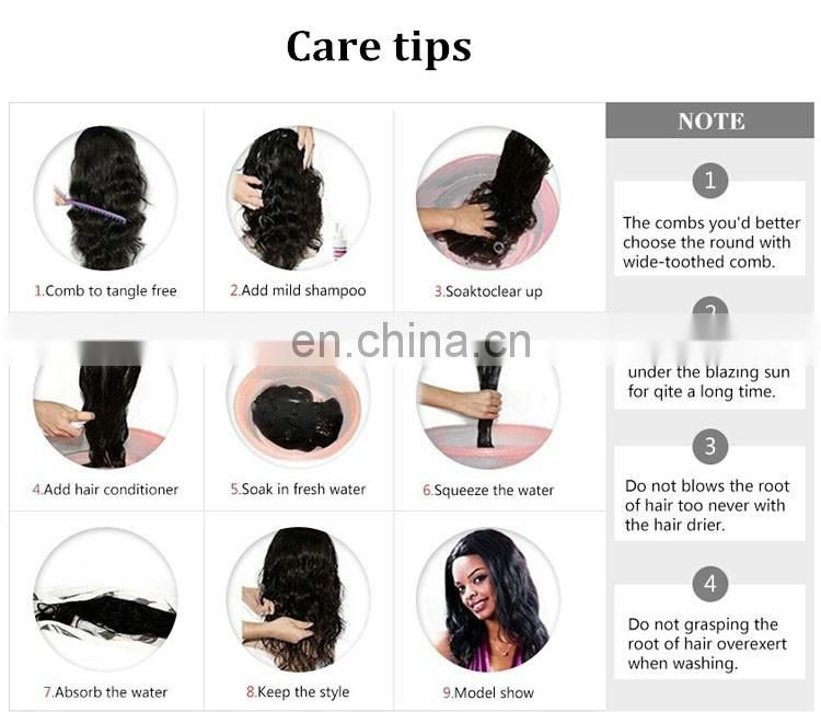 Factory Stocked Hot Item Cheap High Quality Curly Human Virgin Hair 3 Bundles With Lace Closure