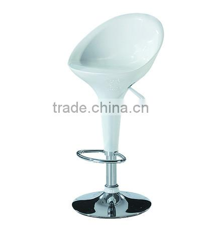 2015 hot sale new design adjustable bar chairs with footrest