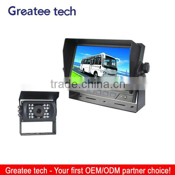 car rearview camera system for bus/truck GR7301