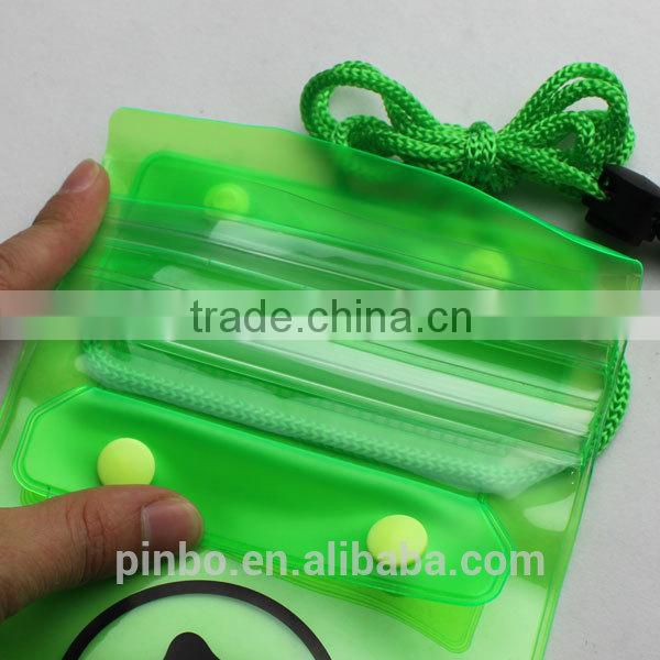 Pvc Waterproof Case For Samsung Galaxy S2