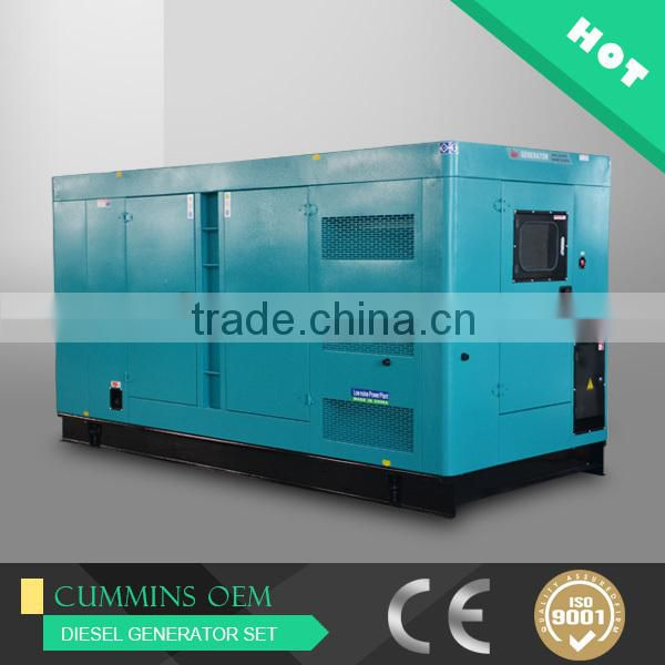 industrial generators 500kw emergency power generator price 625kva Volvo penta TWD1643GE generator set