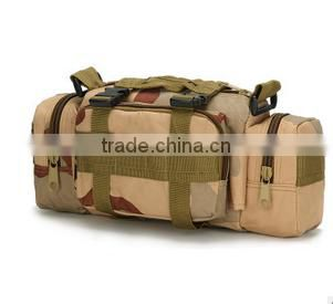 Sport Trolley Bag Carry Duffel Bag Military Travel Bag