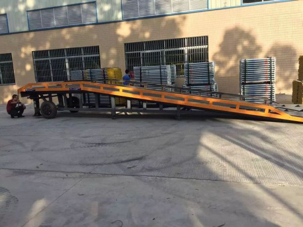 Ramp Mobile 10ton Stationary Heavy Duty Trailer Ramps Image