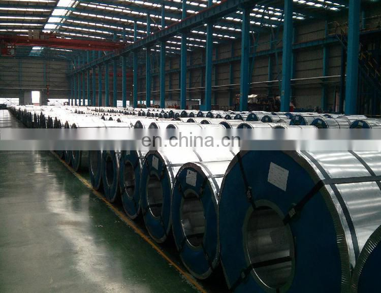 DX51D SGCC galvanized steel coil Z275