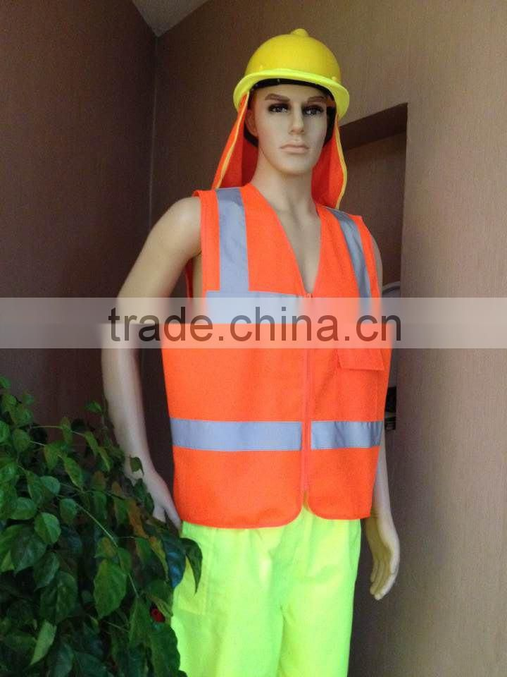 Reflective vest,suits,T-shirt ,Autumn Season and Running Wear Sportswear Type ANSI reflective safety running vest