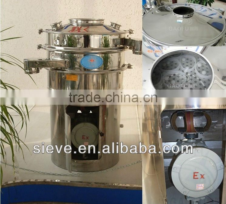 Stainless Steel Sieve Shaker for Pharmaceutical industry