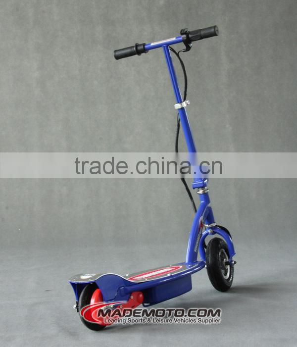 Hot Selling 150W Portable Folding Electric Scooter with PU Wheels