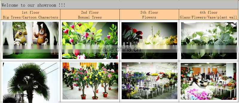 [SDZH/08-20/040213] mini/huge artificial christmas pine tree/ring/flower for home/hotel/office (new combination of Este)