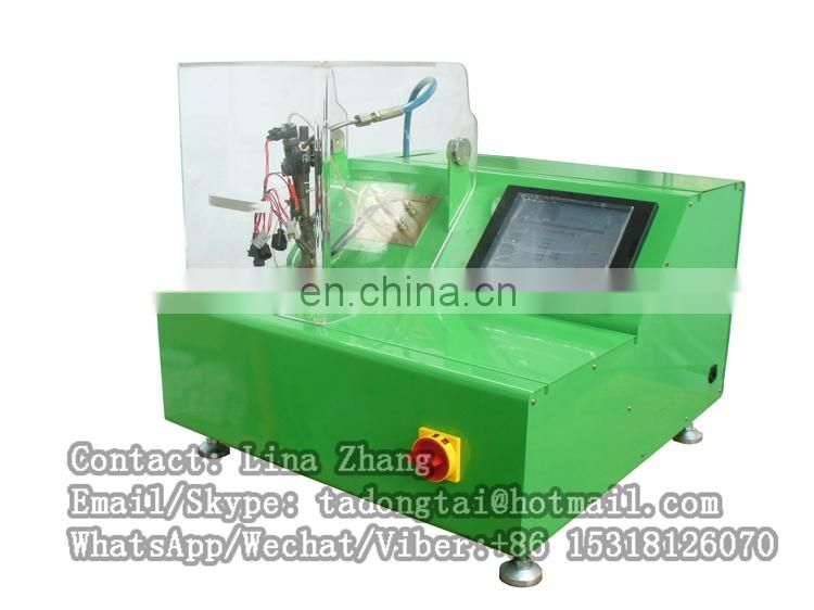 DTS200 COMMON RAIL INJECTOR TEST BENCH