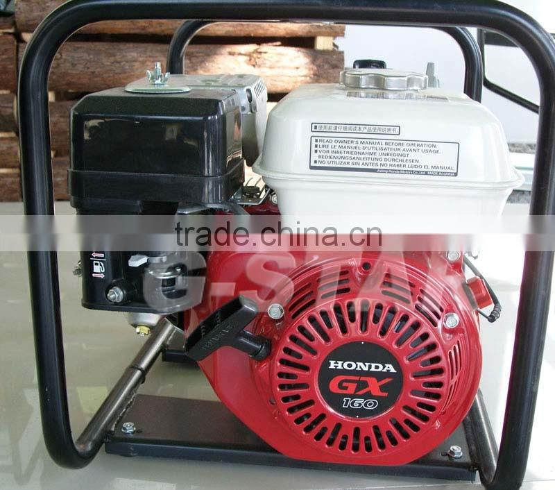 WB20 agriculture sprayer honda gx160 gasoline 5hp water pump