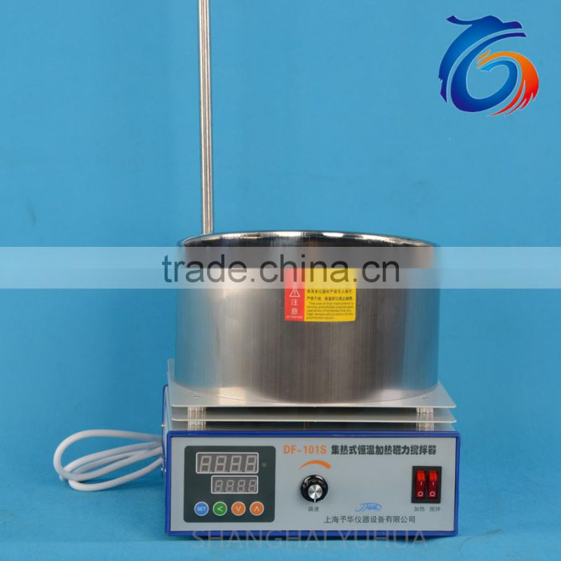 High Temperature Magnetic Stirrer with Heating Bath