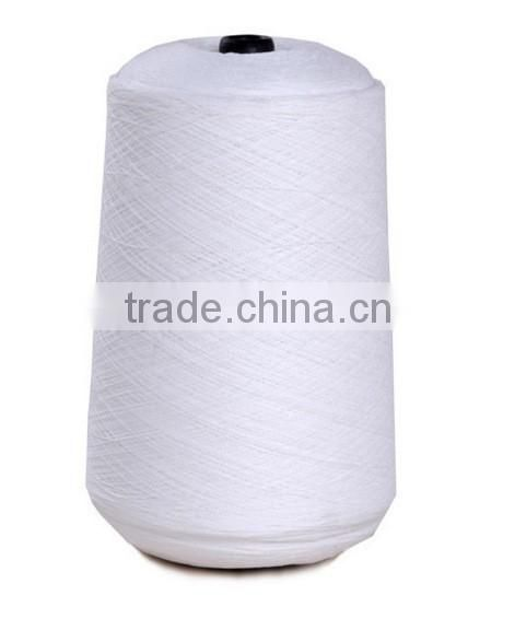 Hot sale high stretch cotton nylon core spun yarn 3ply 36s/2 for weaving