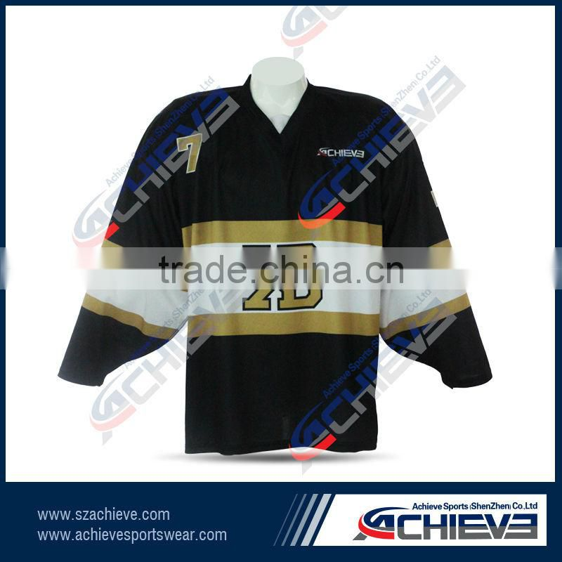 4677d6588 Custom design canada team set ice hockey jersey , youth reversible hockey  ...