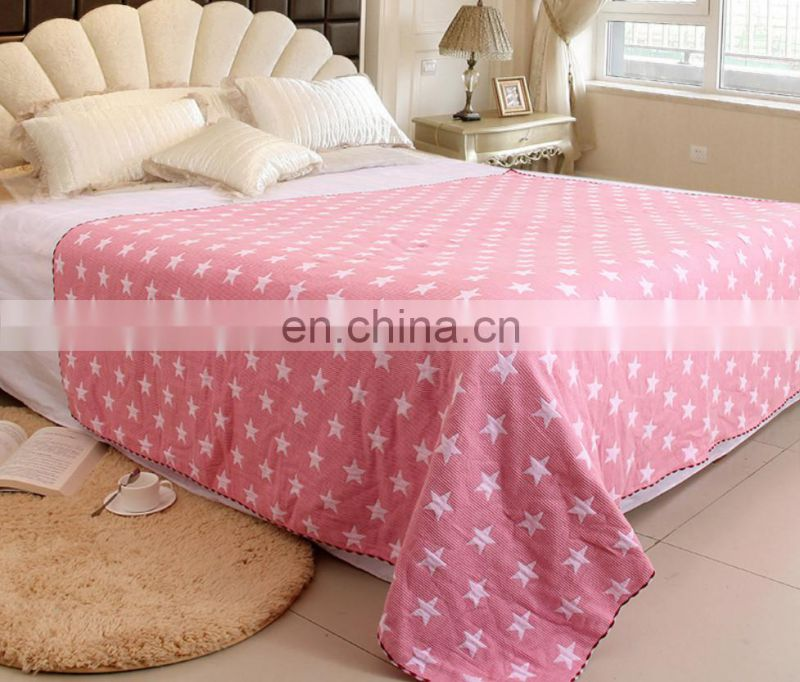 gaoyang towels 2015 new product 100% cotton towel blanket soft and comfortable terry towel