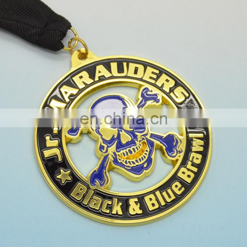 High Quality Royal Orthodox Cheap Custom Empty Military Army Coin Medal