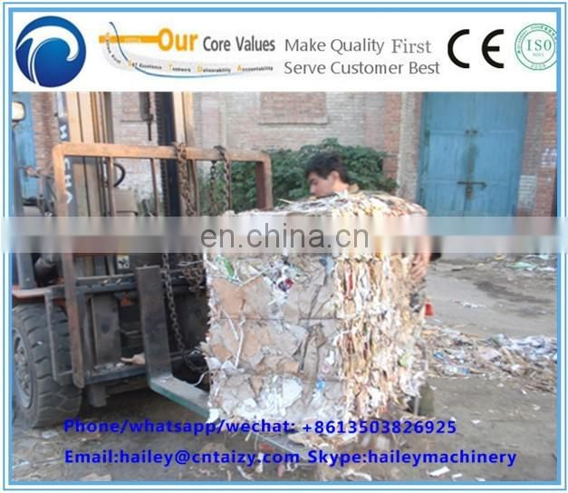 best seller factory price hemp balers/baling machine/bundling
