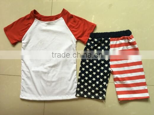 USA JULY 24th New Fashion Baby Girls Clothes Dots plus stripes bow children frocks designs