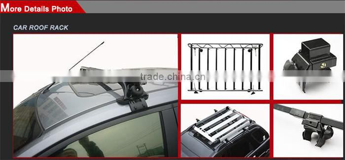 Universal adjustable size steel ,aluminium roof cargo carrier,car parts auto accessories for SUVS, PICK-UPS,ATVS,VANS with roof