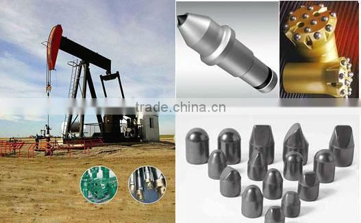 High quality tungsten carbide mining tools