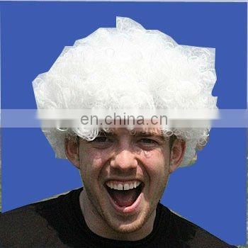 Crazy sports football fans mohawk wig mohawk hair