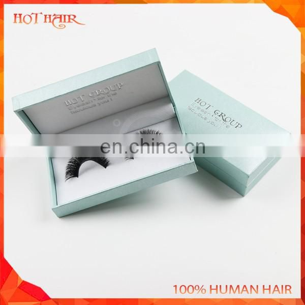 100% Handmade Real Mink Fur False Eyelash 3D Strip Mink Lashes Thick Fake Faux Eyelashes Makeup Eye Lash Extension