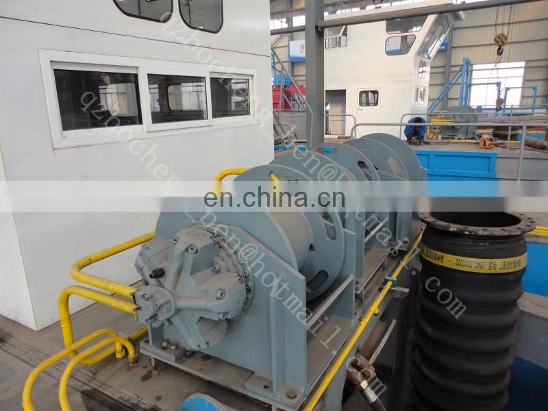 HID sea port cutter suction dredger trailing suction hopper dredger for sale