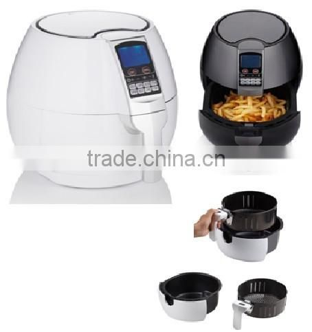 2015 New Electric Deep Fryer Oil Free Hot Air Fryer Without Oil