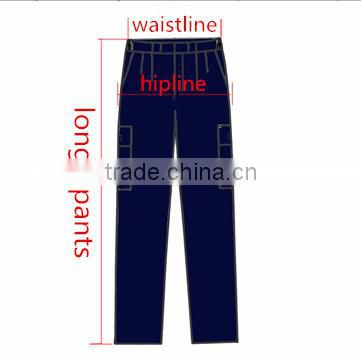 Ready made garments wholesaler trousers metal hook button china supplier