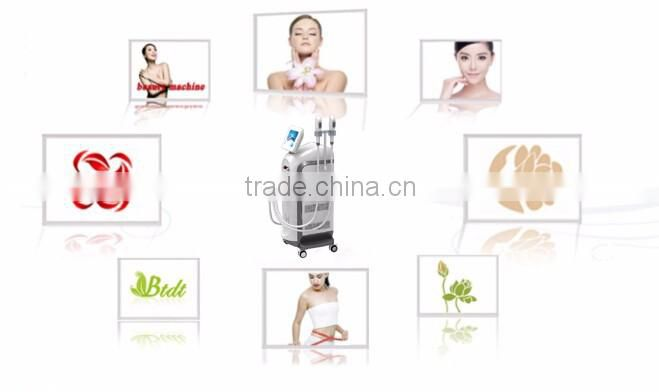 Spiritlaser opt shr hair removal machine ipl rf nd yag laser hair removal machine home ipl laser