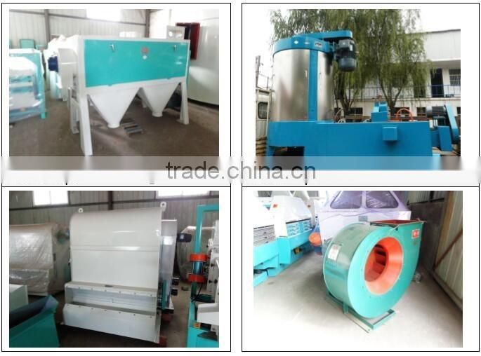 new style wheat flour cleaning machine to produce high grade flour purifiers