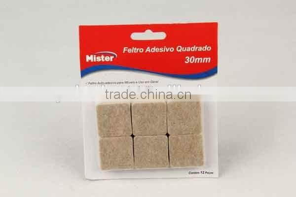 6pc diamond eva foam furniture non-slip pad