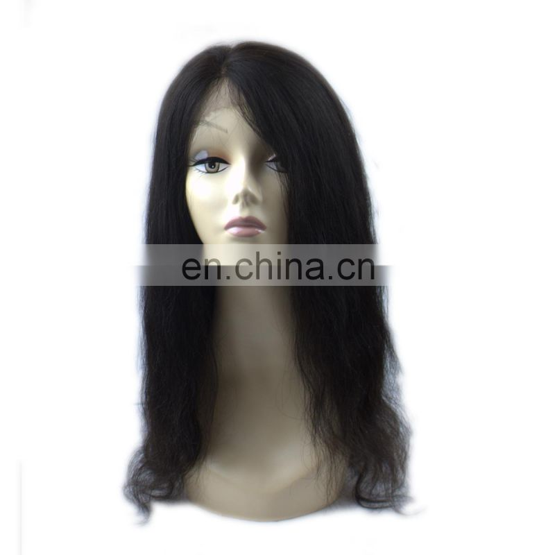 alibaba express brazilian human hair wig really cuticle aligned hair