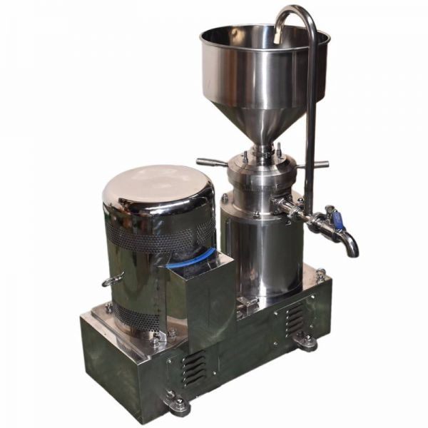 Commercial Peanut Butter Maker 3000-4000kg/h Nans Peanut Butter Making Machine Image